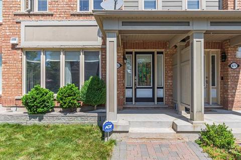 Townhouse for sale at 675 Cargill Path Milton Ontario - MLS: W4548062