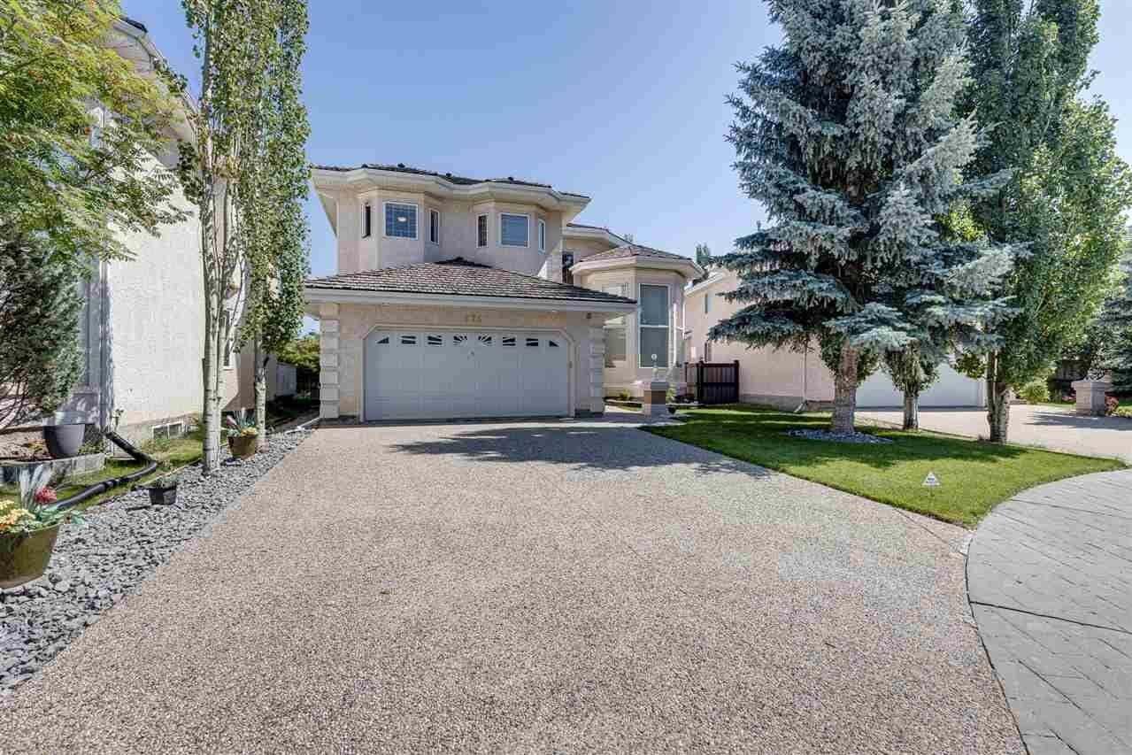 House for sale at 675 Henderson St NW Edmonton Alberta - MLS: E4208654