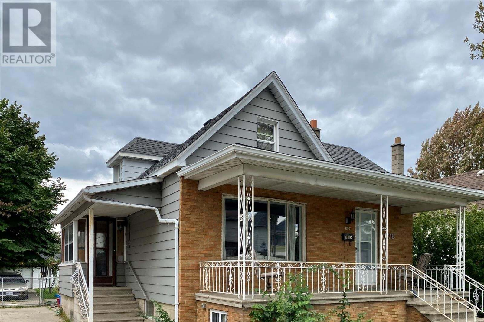 House for sale at 675 Parent  Windsor Ontario - MLS: 20012868