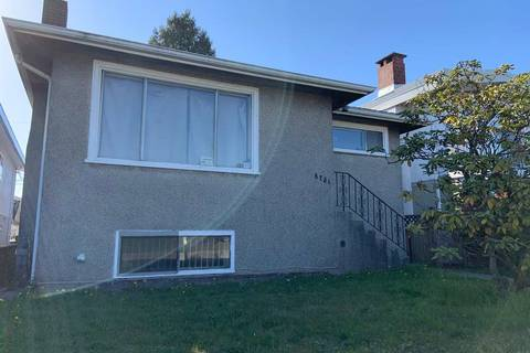 House for sale at 6751 Knight St Vancouver British Columbia - MLS: R2451454
