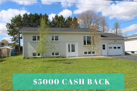 House for sale at 676 3rd Ave Grand-sault New Brunswick - MLS: NB018391