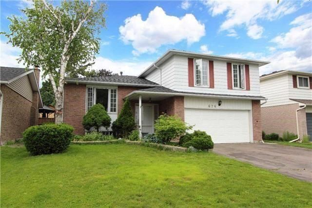 Sold: 676 Antigua Crescent, Oshawa, ON