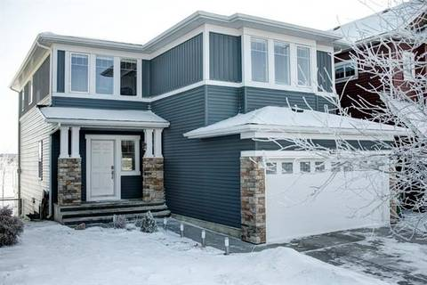 House for sale at 676 Coopers Sq Southwest Airdrie Alberta - MLS: C4280588