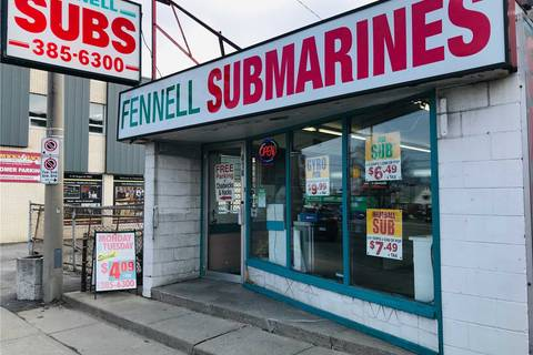 Commercial property for sale at 676 Fennell Ave Hamilton Ontario - MLS: X4404259