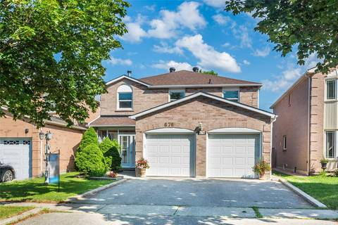 House for sale at 676 Savoy Cres Mississauga Ontario - MLS: W4528098
