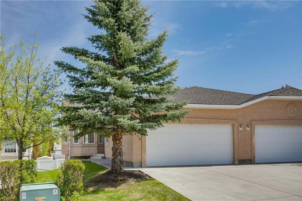 Townhouse for sale at 676 Sheep River Me Sheep River Ridge, Okotoks Alberta - MLS: C4297856