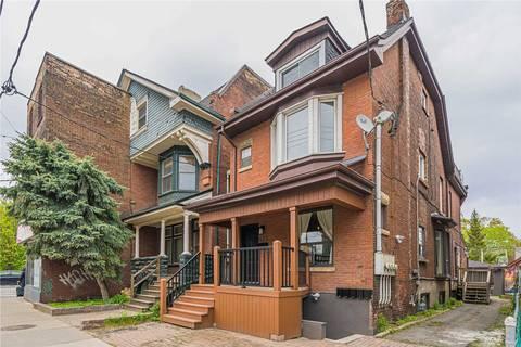 House for sale at 677 Bathurst St Toronto Ontario - MLS: C4480548