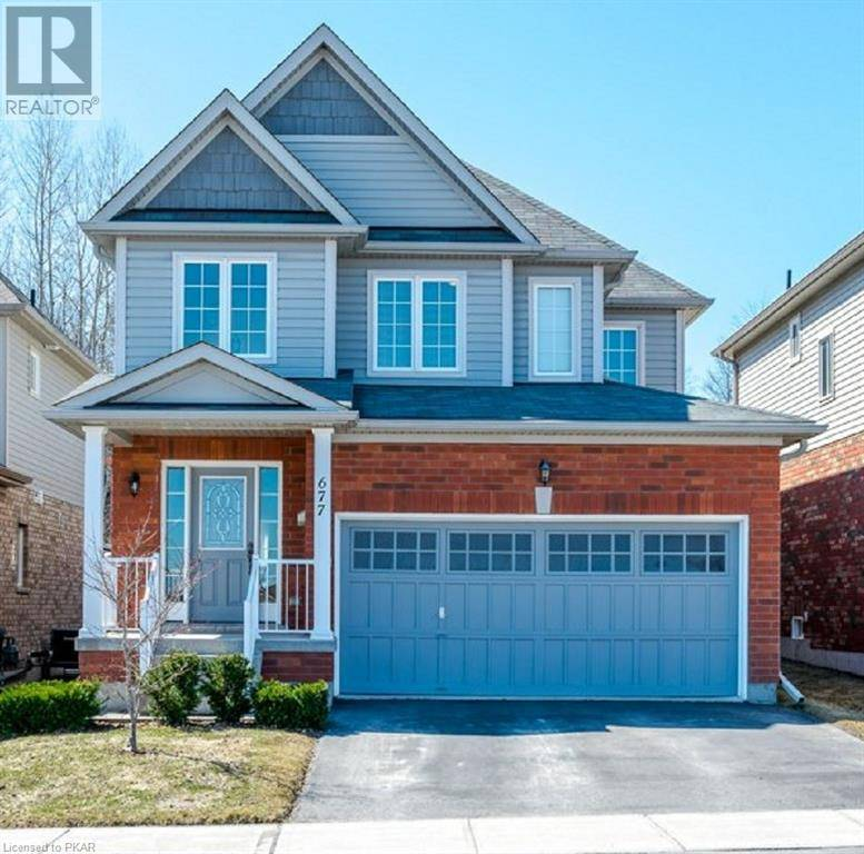 House for sale at 677 Carriage Ln Peterborough Ontario - MLS: 253266