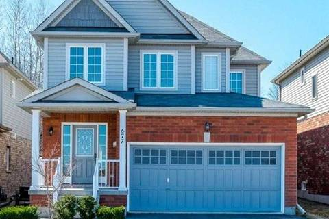 House for sale at 677 Carriage Ln Peterborough Ontario - MLS: X4738451