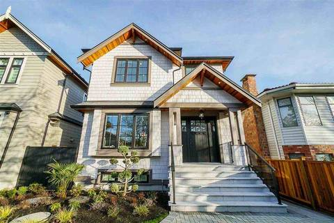 House for sale at 6770 Sherbrooke St Vancouver British Columbia - MLS: R2410523