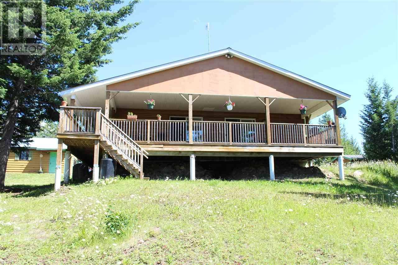 House for sale at 6778 Barnett Rd 100 Mile House British Columbia - MLS: R2442797