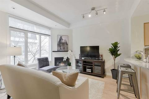 Apartment for rent at 38 Stadium Rd Unit 678 Toronto Ontario - MLS: C4670677