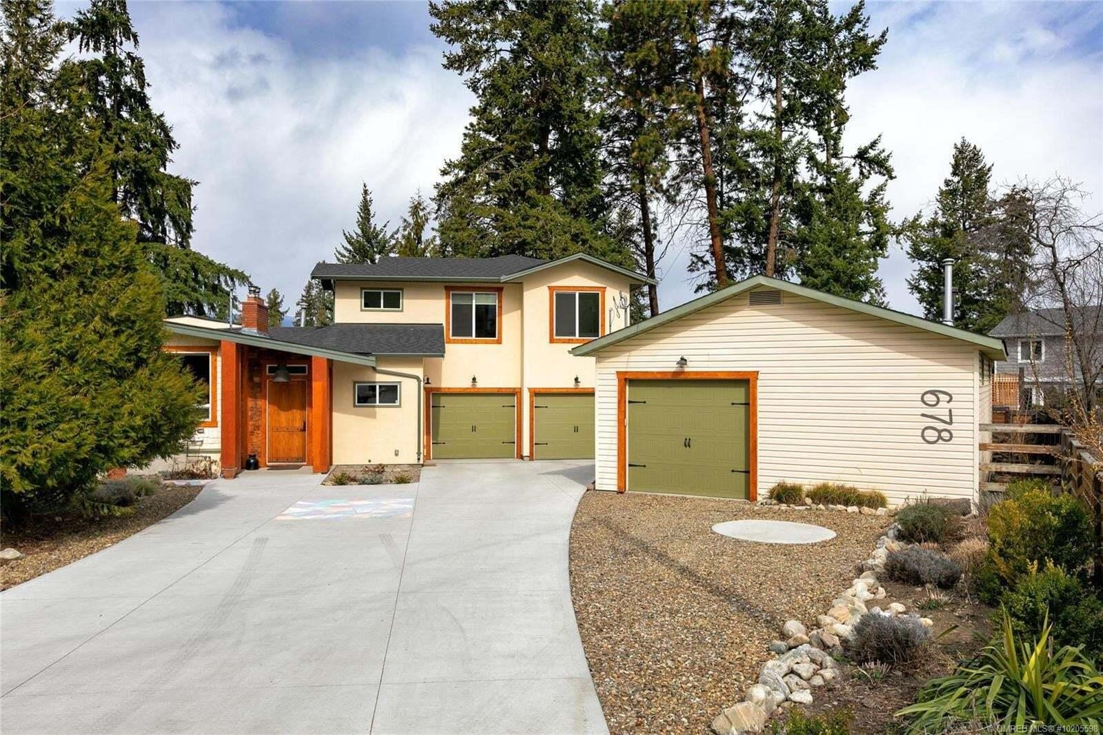 House for sale at 678 Elm Rd Kelowna British Columbia - MLS: 10205598