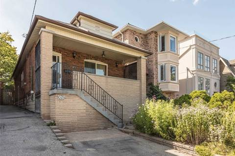 House for sale at 678 Oriole Pkwy Toronto Ontario - MLS: C4564462