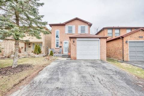 House for sale at 678 Sultana Sq Pickering Ontario - MLS: E4731222