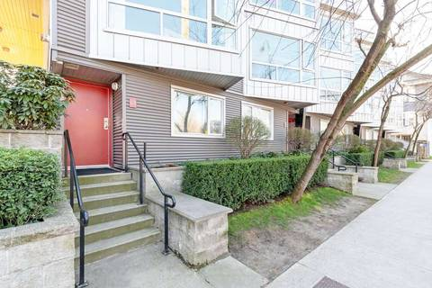 Townhouse for sale at 678 6th Ave W Vancouver British Columbia - MLS: R2351729