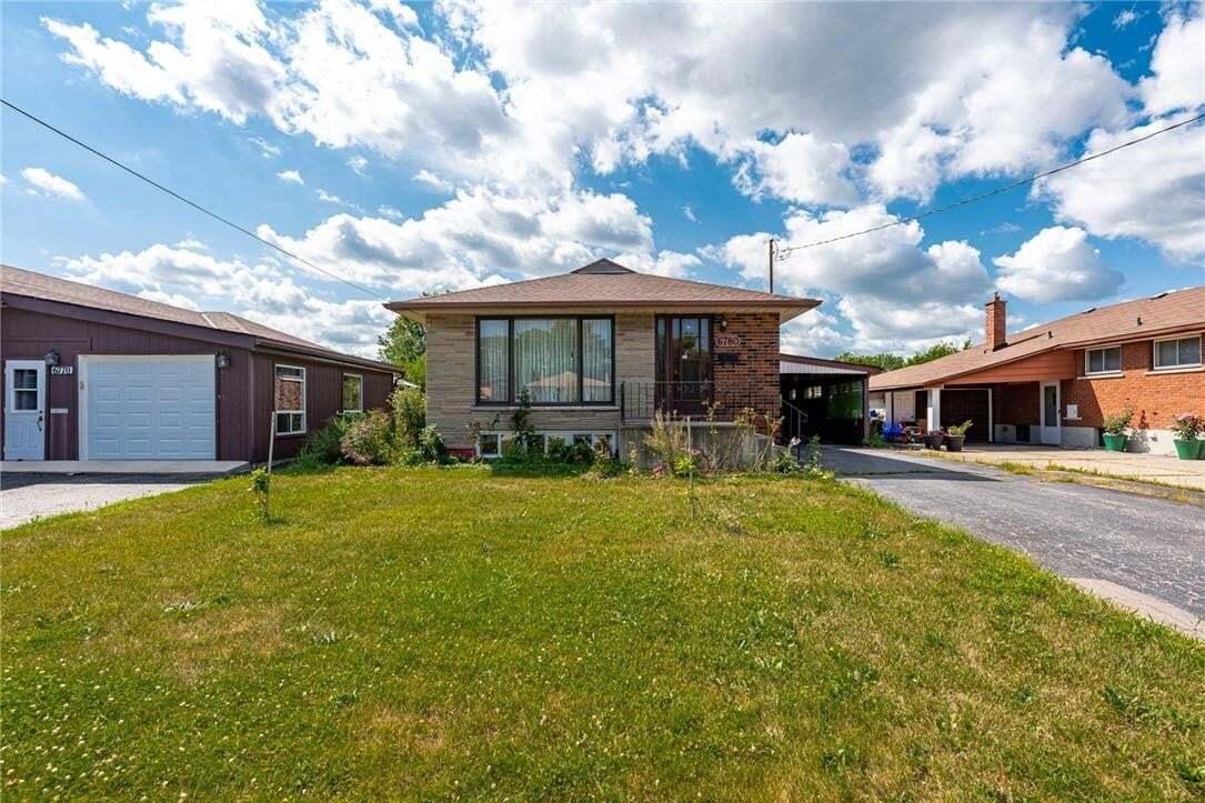 House for sale at 6780 Caledonia St Niagara Falls Ontario - MLS: H4084903