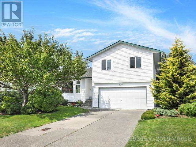 House for sale at 679 Murrelet Dr Comox British Columbia - MLS: 459305