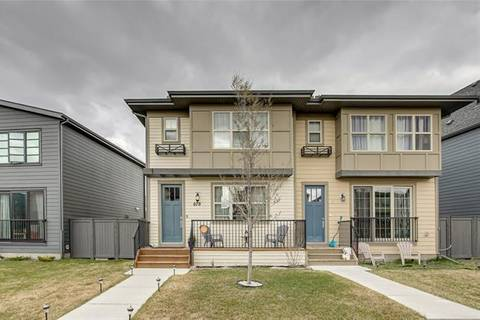 Townhouse for sale at 679 Walden Dr Southeast Calgary Alberta - MLS: C4294981