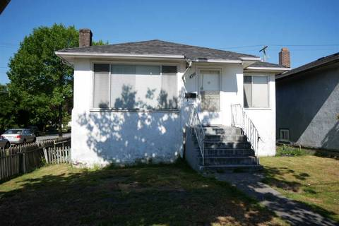 House for sale at 6791 Main St Vancouver British Columbia - MLS: R2382336