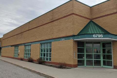 Commercial property for lease at 6795 Steeles Ave Toronto Ontario - MLS: W4963555