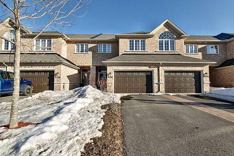 Townhouse for sale at 6798 Breanna Cardill St Greely Ontario - MLS: 1146297