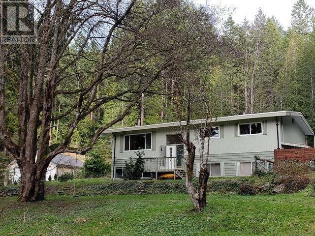 House for sale at 6798 Sutherland Ave Powell River British Columbia - MLS: 14876