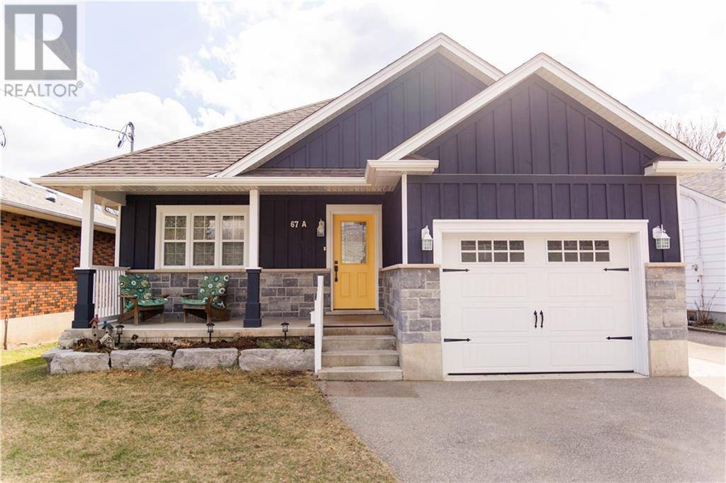 House for sale at 67 Barnes Ave Brantford Ontario - MLS: 30800358