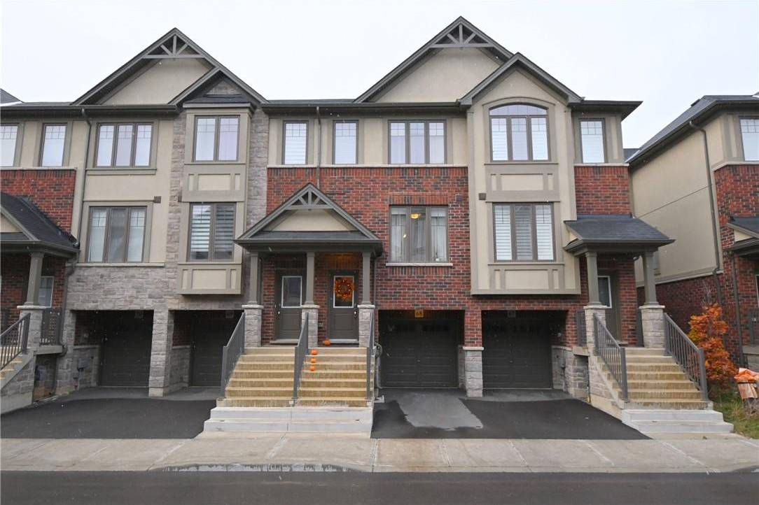 Townhouse for sale at 1169 Garner Rd E Unit 68 Ancaster Ontario - MLS: H4067505