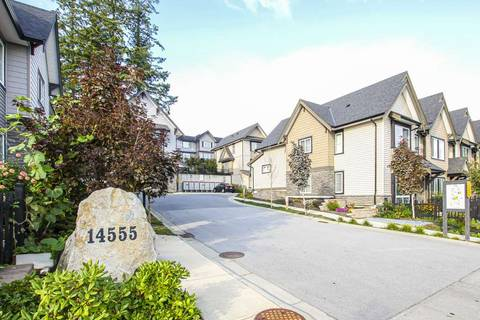 Townhouse for sale at 14555 68 Ave Unit 68 Surrey British Columbia - MLS: R2404972