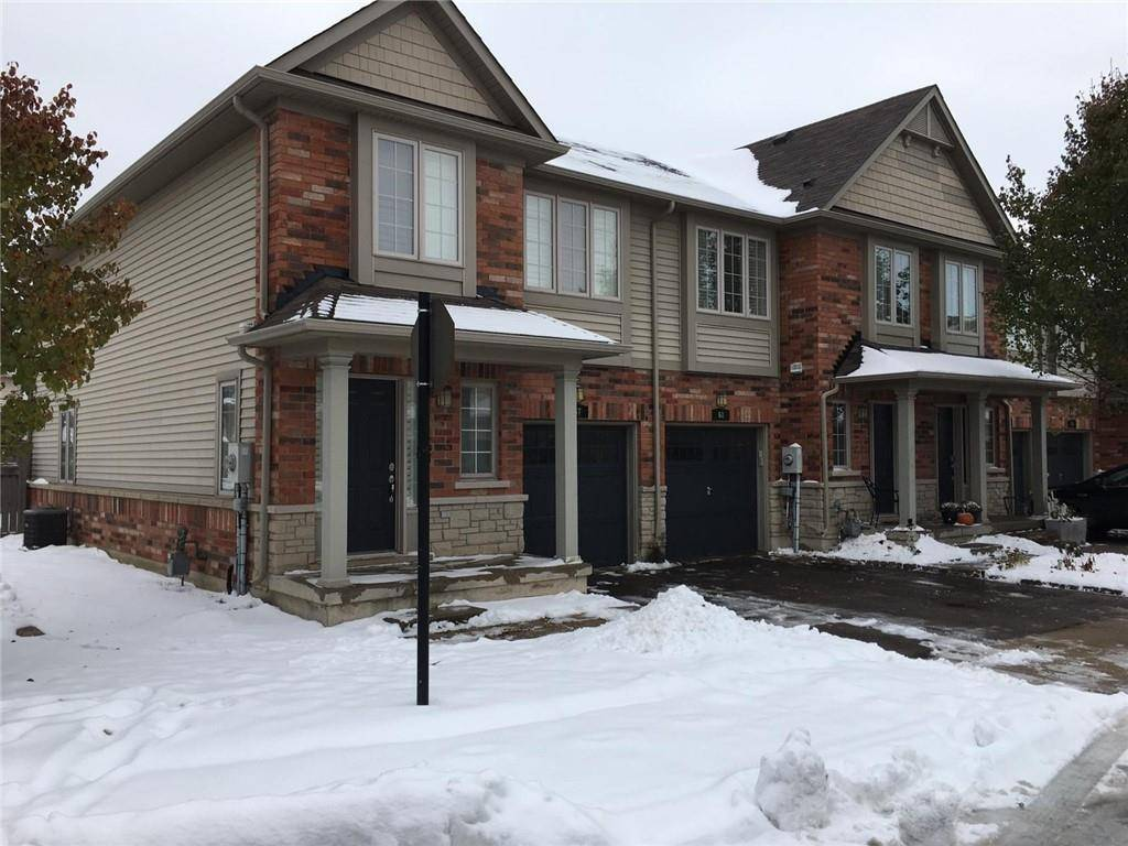 Townhouse for sale at 222 Fall Fair Wy Unit 68 Binbrook Ontario - MLS: H4067688