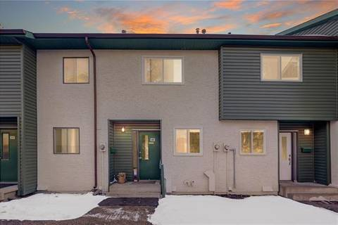 Townhouse for sale at 2511 38 St Northeast Unit 68 Calgary Alberta - MLS: C4287082