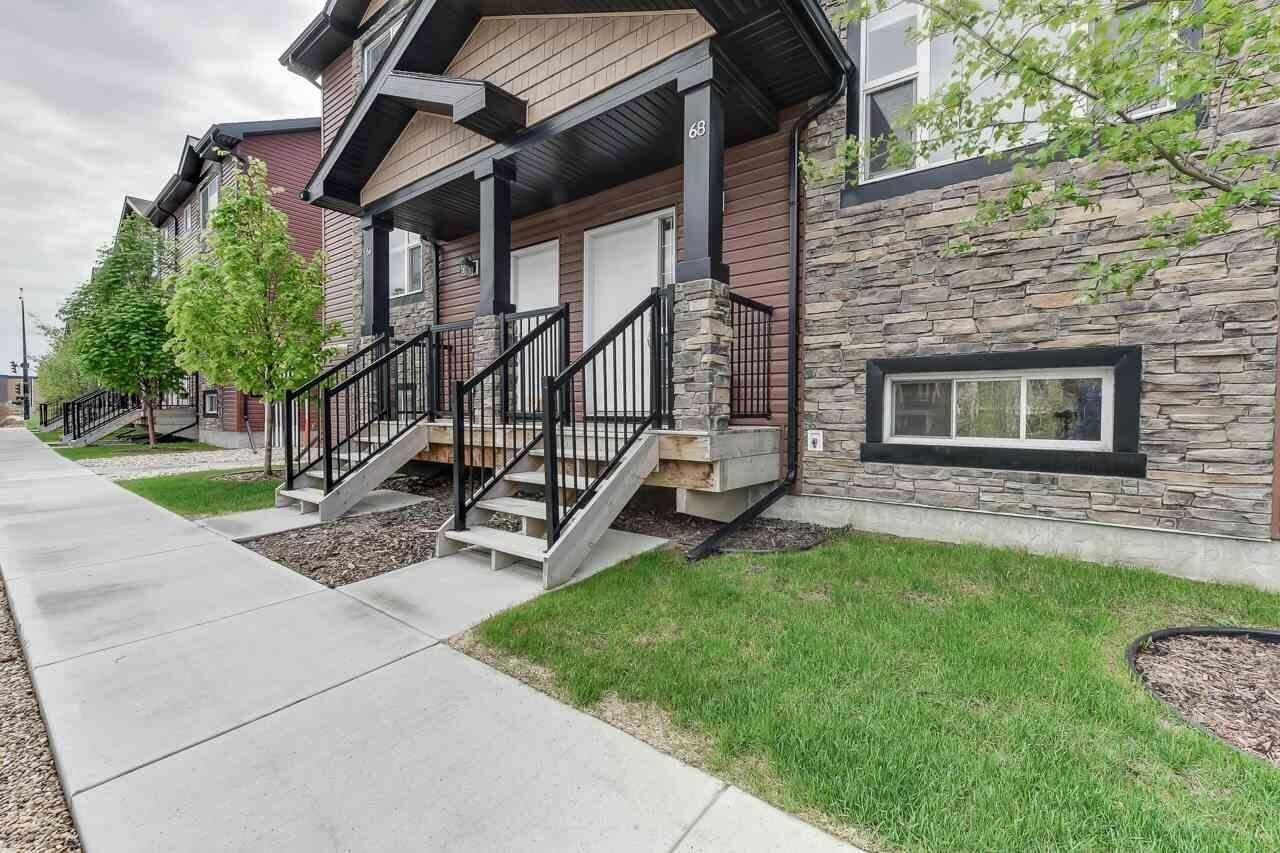 Townhouse for sale at 301 Palisades Wy Unit 68 Sherwood Park Alberta - MLS: E4199519