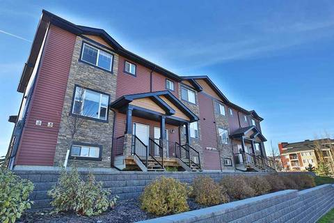 Townhouse for sale at 301 Palisades Wy Unit 68 Sherwood Park Alberta - MLS: E4133678
