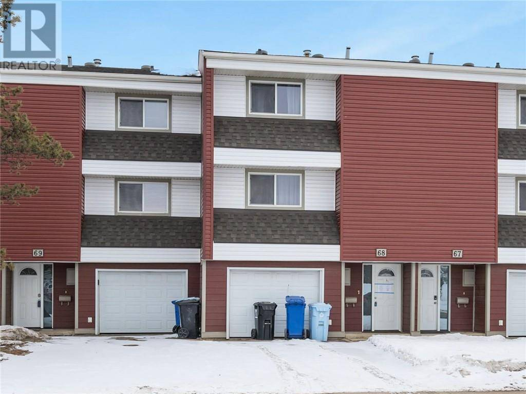 Townhouse for sale at 400 Silin Forest Rd Unit 68 Fort Mcmurray Alberta - MLS: fm0190691