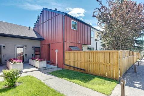 Townhouse for sale at 4740 Dalton Dr Northwest Unit 68 Calgary Alberta - MLS: C4258377