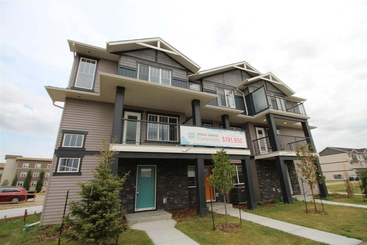 Townhouse for sale at 50 Mclaughlin Dr Unit 68 Spruce Grove Alberta - MLS: E4210989