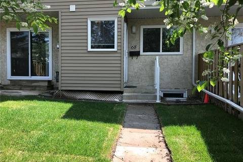 Townhouse for sale at 5520 1 Ave Southeast Unit 68 Calgary Alberta - MLS: C4238737