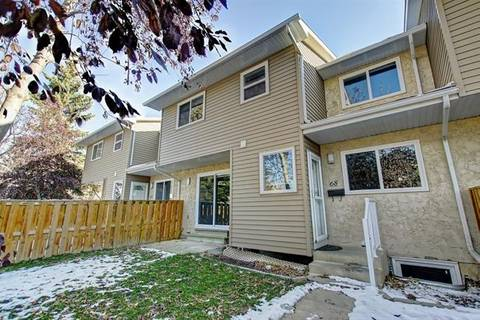 Townhouse for sale at 5520 1 Ave Southeast Unit 68 Calgary Alberta - MLS: C4272348