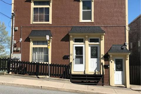 Townhouse for sale at 72 Wright St Unit 68 Saint John New Brunswick - MLS: NB026108