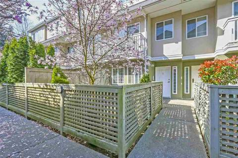 Townhouse for sale at 7831 Garden City Rd Unit 68 Richmond British Columbia - MLS: R2355991