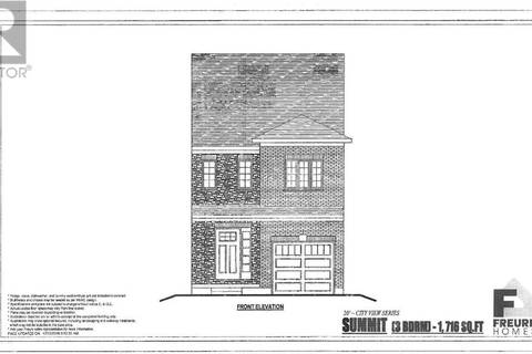 Townhouse for sale at 85 Woodedge Circ Unit 68 Kitchener Ontario - MLS: 30734907