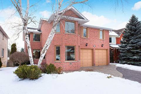 House for sale at 68 Aitken Circ Markham Ontario - MLS: N4694705