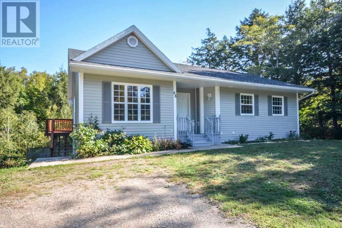 House for sale at 68 Alicia Blvd Kentville Nova Scotia - MLS: 202021001