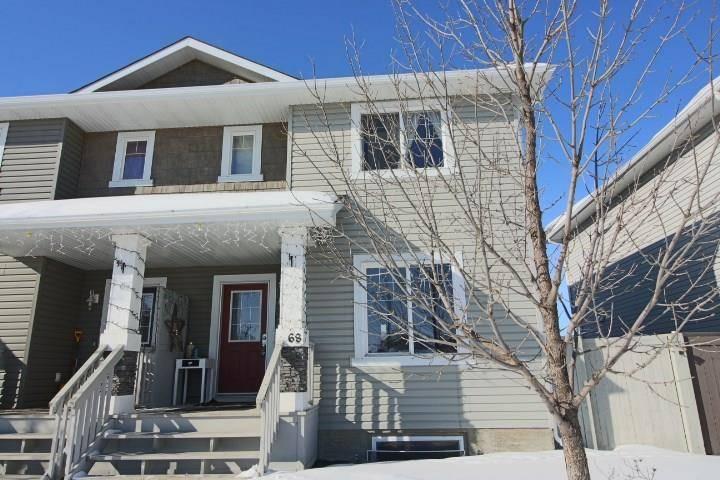 House for sale at 68 Allard Wy Fort Saskatchewan Alberta - MLS: E4182989
