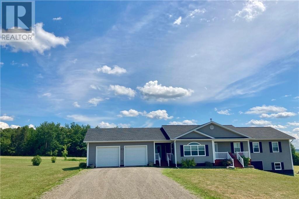 House for sale at 68 Allison Rd Florenceville-bristol New Brunswick - MLS: NB051594
