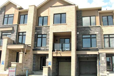 Townhouse for sale at 68 Allure St Newmarket Ontario - MLS: N4519321