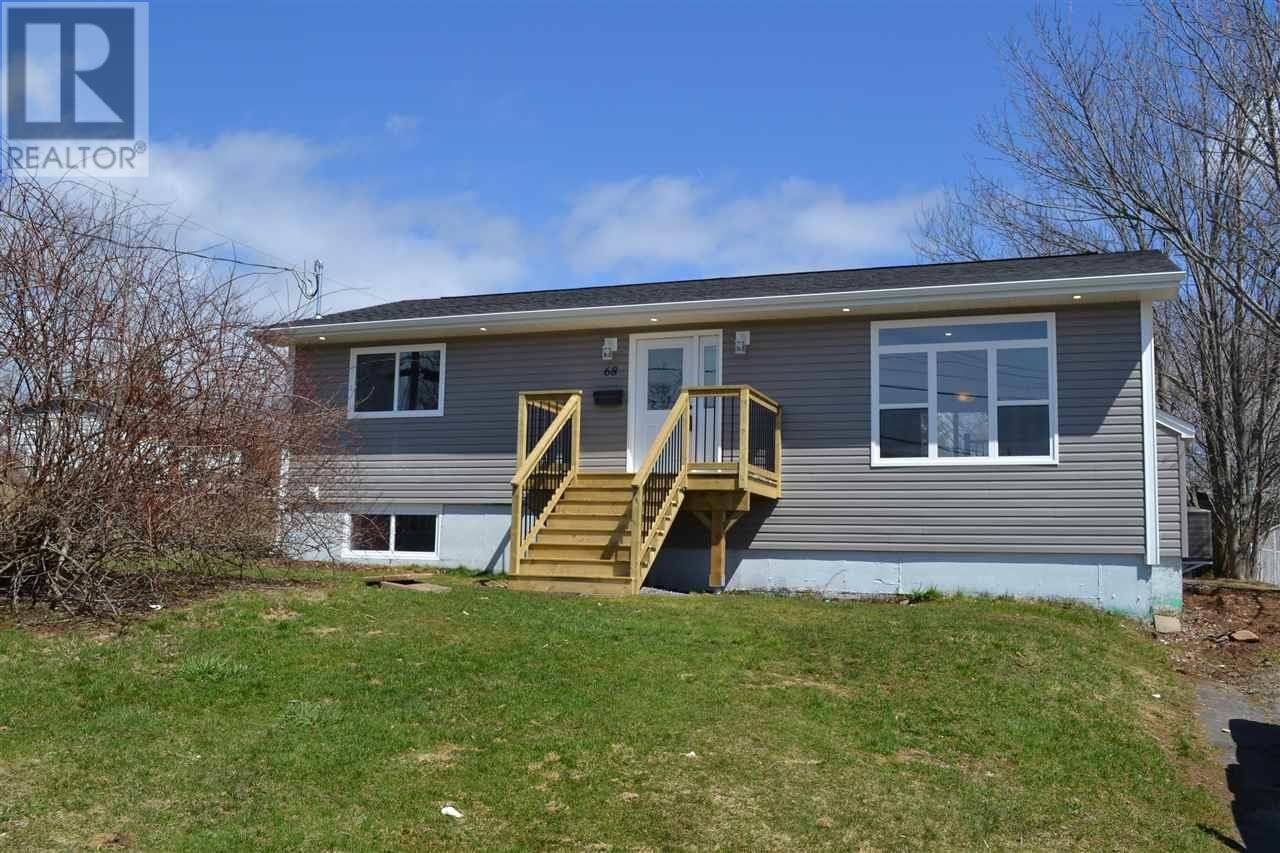 House for sale at 68 Arklow Dr Cole Harbour Nova Scotia - MLS: 202006255