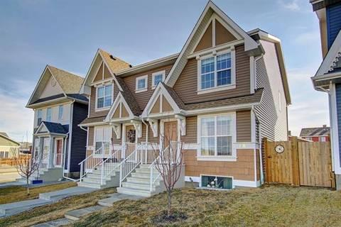 Townhouse for sale at 68 Auburn Meadows Blvd Southeast Calgary Alberta - MLS: C4236113