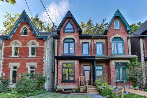 Townhouse for sale at 68 Badgerow Ave Toronto Ontario - MLS: E4773497
